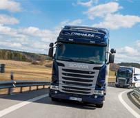 Scania G 410 Euro 6 establece un nuevo récord de consumo durante una prueba para la revista alemana 'Verkehrs Rundshau'