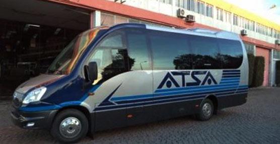 ATSA estrena un COMPA T de Unvi sobre chasis Iveco Daily con potencia de 170 CV