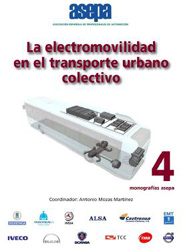 Asepa presenta su cuarta monografía sobre 'La electromovilidad en el transporte urbano colectivo'