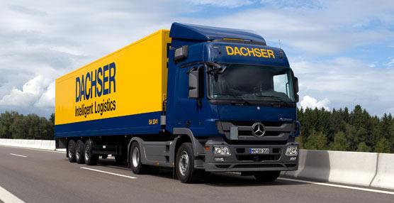 Dachser mostrará sus nuevos servicios de logística internacional en la feria CEVISAMA de Valencia