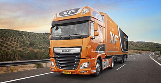 DAF Trucks bate sus propias marcas en el mercado europeo de vehículos pesados con resultados históricos en 2013