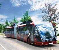 Castellón se decide por introducir de nuevo en la ciudad los trolebuses, ahora de la compañía Solaris