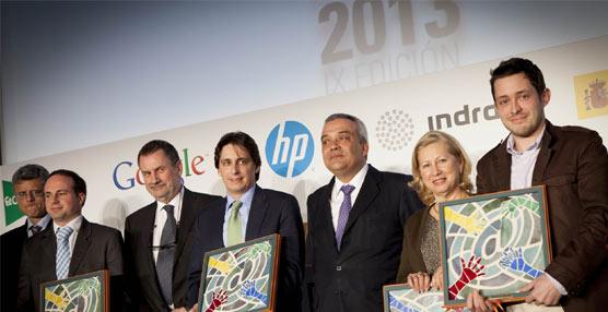 La EMT de Madrid galardonada con el premio Fundetec 2013 al mejor proyecto ciudadano de una entidad pública