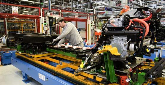 Desde Vigo para toda Europa, Peugeot pone en el mercado la versión 100% eléctrica de su Partner