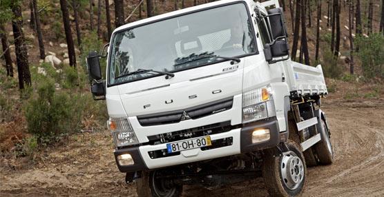 FUSO refuerza la producción para Europa del modelo Canter con la gama TF1 en su factoría de Portugal