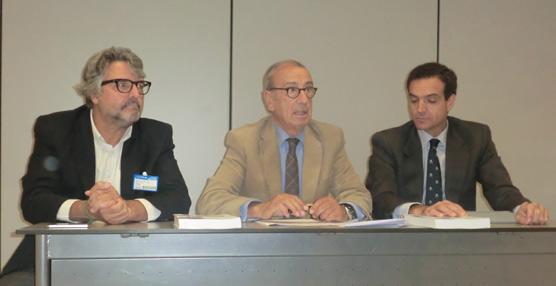 Jesús Herrero, de Atuc, sobre la financiación del transporte público: 'El debate va en la dirección correcta'