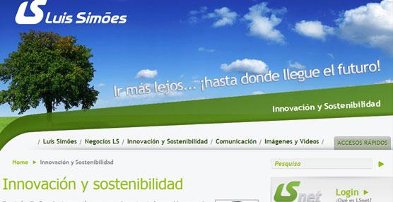 Luis Simões apuesta por el reciclaje con el lanzamiento de un portal 'web' para la gestión de residuos