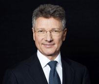 Elmar Degenhart, CEO de Continental AG, aboga por la cooperación de la industria para crear vehículos transparentes