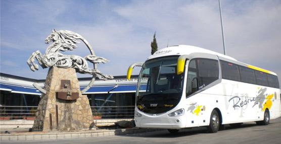 Las empresas madrileñas Autocares Redruejo y Bravo, Agrupabus y EMDOSA reciben cuatro nuevos Iveco Eurorider c45