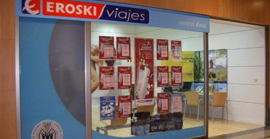 Barcel la alianza con viajes eroski generar sinergias for Oficina barcelo viajes