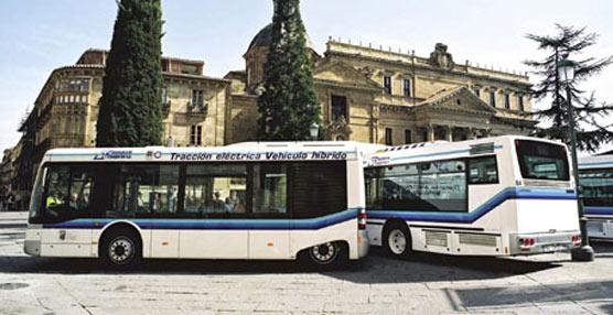 Salamanca aprueba en Pleno Municipal la adjudicación del nuevo contrato de transporte urbano a Salamanca de Transporte