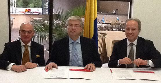 El Consorci y Sala Logística acuerdan promover un evento logístico en Cartagena de Indias en 2015