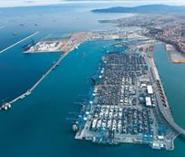 Entran en funcionamiento los ocho primeros muelles del Puesto de Inspección Fronteriza de Algeciras