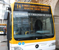El uso del transporte público en Lugo aumenta en más de 300.000 usuarios en el primer año del PTM