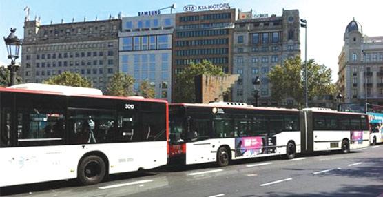 Madrileños y barceloneses destacan distintas fortalezas y carencias a la hora de analizar el transporte público