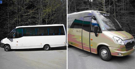 Indcar entrega tres unidades del modelo Wing: Dos para la empresa Francesa Jurabus y uno para Rubiocar