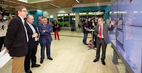 Los intercambiadores de transporte, primeras infraestructuras madrileñas incluidas en Google Indoor