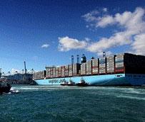 La APBA extraerá las anclas y cadenas depositadas a lo largo de los años en los fondeaderos del Puerto Bahía de Algeciras