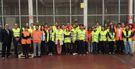 DHL Freight realiza una jornada de puertas abiertas para alumnos de postgrado de la Universidad Politécnica de Catalunya
