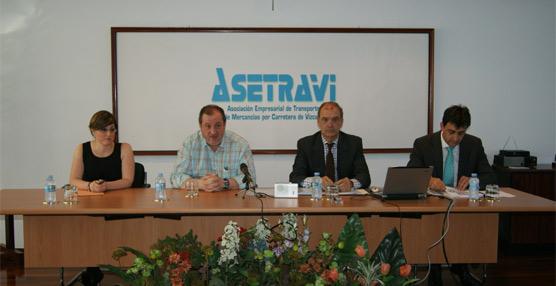 Asetravi y Asetravi-Gestión celebran sus asambleas generales en Bilbao y entregan la Memoria de Actividades 2013