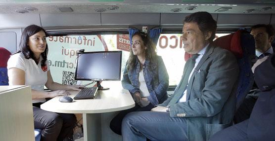Madrid alcanza el millón de Tarjetas de Transporte Público sin contacto emitidas, y prevé la emisión de 410.000 más