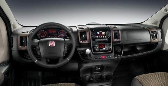 TomTom ofrecerá una solución de navegación integrada para la nueva gama Ducato de Fiat Professional
