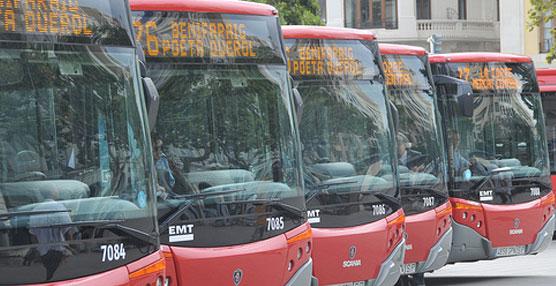 EMT Valencia ofrecerá 7,8 millones de plazas a través de 11 líneas para acercar a valencianos y turistas a las playas