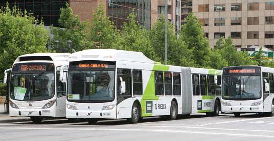 Chile invertirá un total de 1.000 millones de dólares en el transporte público de Santiago