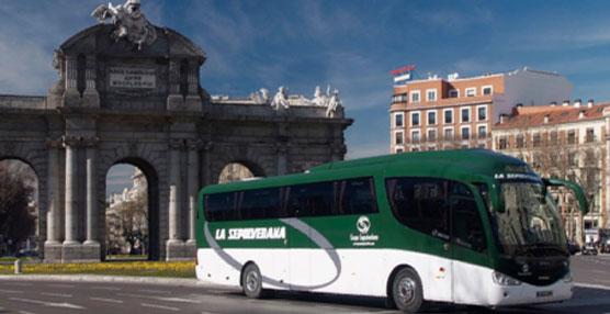 La Sepulvedana cambiará su parada en Madrid y en agosto comenzará a operar en el Intercambiador de Moncloa