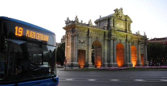 La EMT de Madrid refuerza su servicio para promover el uso del transporte público durante la Feria del Libro