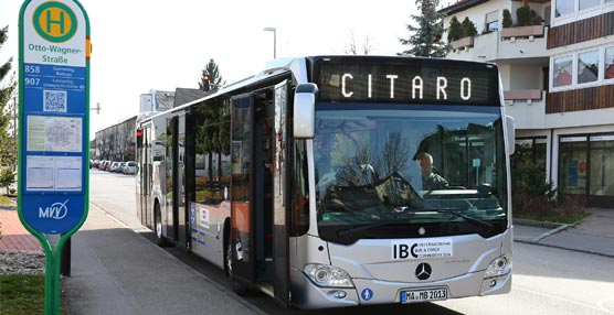 El Mercedes-Benz Citaro gana el certamen para autobuses urbanos International Bus Competition (IBC)
