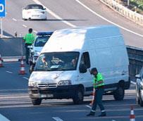 El exceso de velocidad es la infracción más cometida entre los conductores de furgonetas y furgones
