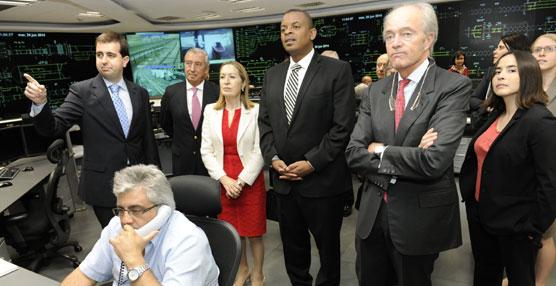 Pastor y el secretario de Transportes de Estados Unidos promueven la cooperación en transporte sostenible