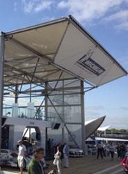 Michelin patrocinará la Supercar Run y la Supercar Paddock en el Festival of Speed de Goodwood