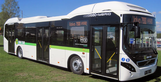 Iberdrola y Volvo Buses firman un acuerdo para impulsar la electrificación del transporte público en España