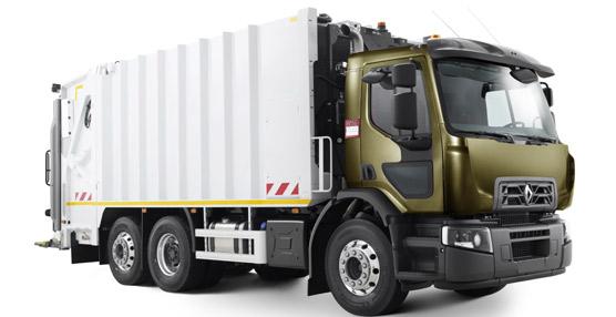 Tres modelos de la gama urbana de Renault Trucks presentan motorizaciones compatibles con el biodiésel