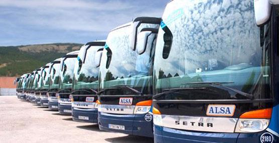 La empresa de transporte de viajeros ALSA ofrece más de 100.000 plazas desde 5 euros para viajar este verano