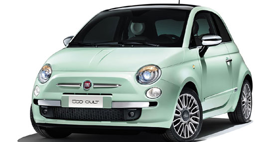 Fiat celebra el cumpleaños del modelo 500 invitando a participar en el proyecto#500happypeople