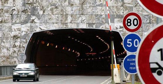 Transportistas dicen que seguirán los problemas con el Somport porque Francia no hace mantenimiento