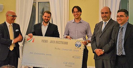 Un investigador del TRANSyT gana el Premio Joven Investigador del XI Congreso de Ingeniería del Transporte