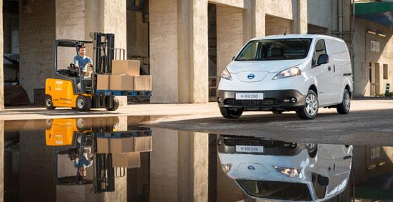 Nissan lleva hasta Andalucía su e-NV200 para acercar a los transportistas los beneficios de la movilidad eléctrica