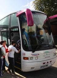 Fandabus recurrirá los pliegos de los contratos de transporte escolar de Andalucía