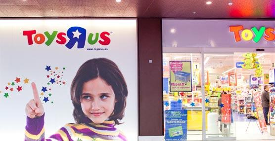 """Toys """"R"""" Us traslada su almacén de e-commerce a Daganzo de Arriba junto con su partner logístico MRW"""