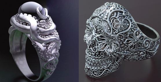 bbd5c5ffb7c7 Joyas Virtuales  El diseño de joyería contemporánea española en 3D ...