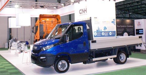 Iveco en la edición 2014 de NGV en Bruselas, evento anual dedicado a la promoción del gas natural vehicular