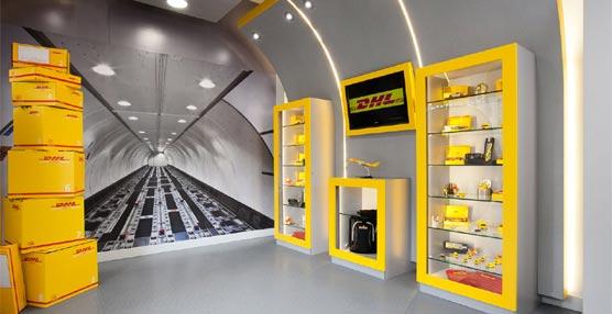 DHL abre un nuevo punto de venta en Madrid, con el que suma cuatro centros a pie de calle