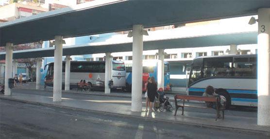 El autobús refuerza sus servicios para garantizar la movilidad ante la huelga del sector ferroviario
