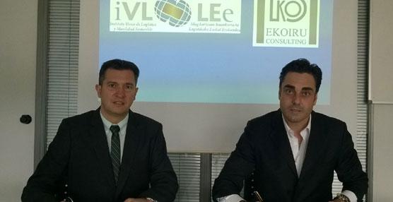 """El IVL ha firmado con Ekoiru Consulting su integración en el consorcio """"CONPY Basque"""""""