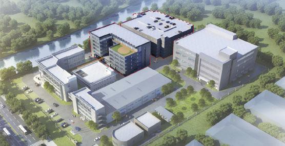 ZF amplía su sede central de China, en Shangai, incluyendo más laboratorios y bancos de pruebas