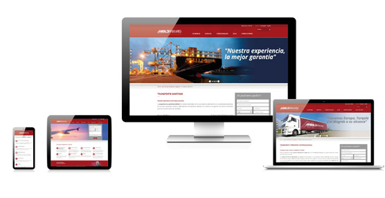 Grupo Moldtrans presenta su nueva web y el blog corporativo, adaptados a las últimas tendencias digitales